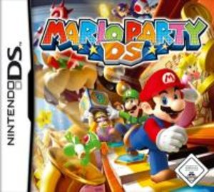 Mario Party. Nintendo DS
