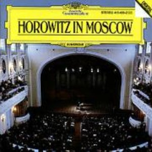 Horowitz In Moskau