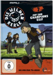 (7)DVD z.TV-Serie-Auf Zum Champions Cup