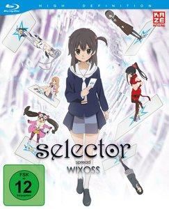 Selector Spread Wixoss - Blu-ray 1 + Sammelschuber