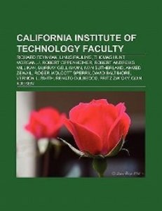 California Institute of Technology faculty