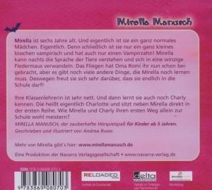 Mirella Manusch-Das kleine Vampirmädchen Folge 2