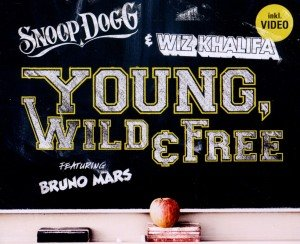 Young,Wild & Free (2track)