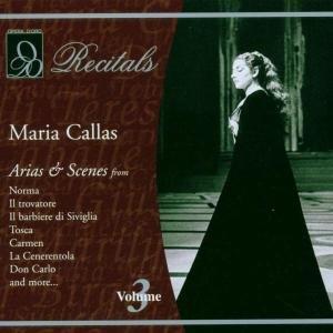 Arias & Scenes,Vol.3