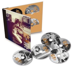Unchained: Home Recordings & Studio Outtakes 1972-
