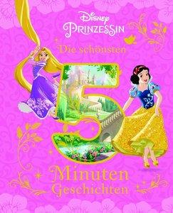 Disney Prinzessin - Fünf-Minuten-Prinzessinnen-Geschichten