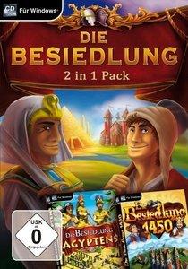 Die Besiedlung - 2 in 1 Pack (Die Besiedlung von Ägypten + Die B