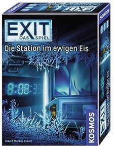 Die Station im ewigen Eis