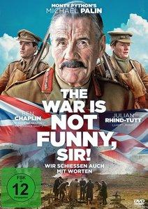 The War Is Not Funny, Sir! - Wir schiessen auch mit Worten