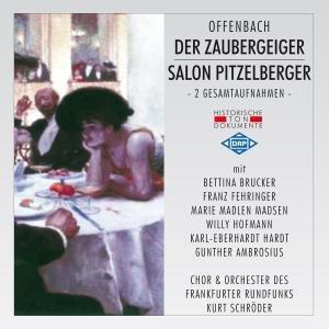 Der Zaubergeiger/Salon Pitzelberger