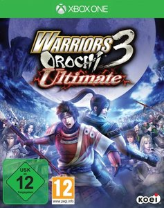 Warriors Orochi 3 Ultimate (XBox ONE)