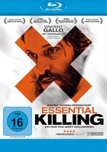 Essential Killing-Blu-ray Disc