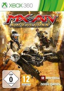 MX vs. ATV-Supercross (Xbox 360)