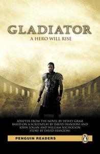 Penguin Readers Level 4 Gladiator