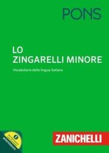PONS Lo Zingarelli minore