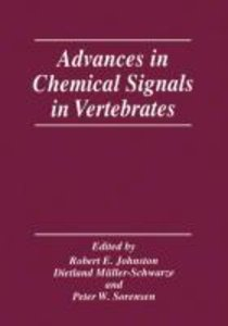 Advances in Chemical Signals in Vertebrates