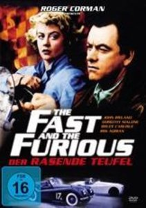 Fast and the Furious (DVD)