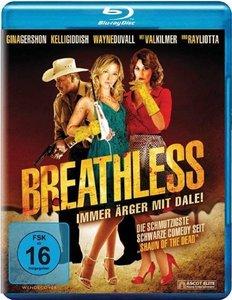 Breathless-Blu-ray Disc