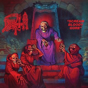 Scream Bloody Gore (Reissue Orange Limited Vinyl+MP3)