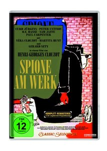 Spione am Werk (DVD)