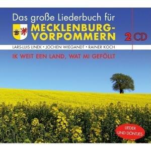 Das groáe Liederbuch für Mecklenburg Vorpommern