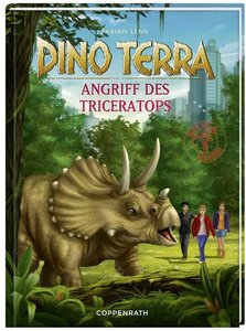Dino Terra 03. Angriff des Triceratops