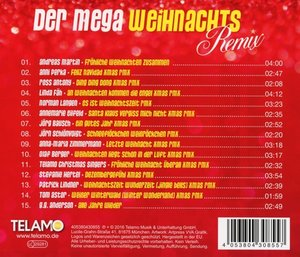 Der Mega Weihnachts-Remix