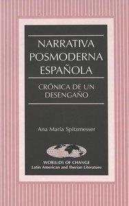Narrativa posmoderna española