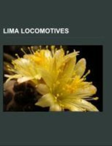 Lima locomotives