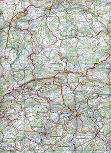 KuF Schweiz Wanderkarte 5 Aargau 1 : 60 000