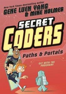 Secret Coders 02: Paths & Portals