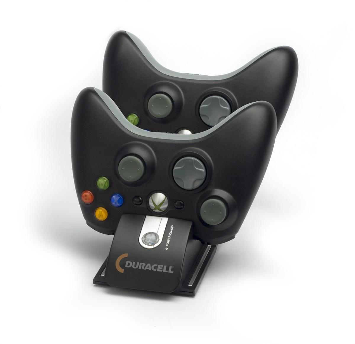 Duracell Xbox Controller Ladebox - zum Schließen ins Bild klicken