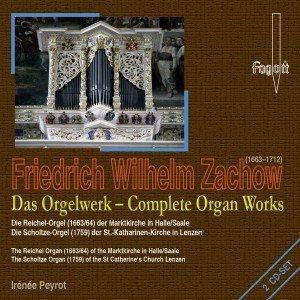 Zachow das Orgelwerk Kpl.