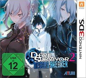 Shin Megami Tensei: Devi Survivor 2 - Record Breaker