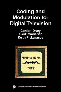 Coding and Modulation for Digital Television