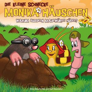 Die kleine Schnecke Monika Häuschen 22: Warum buddeln Maulwürfe
