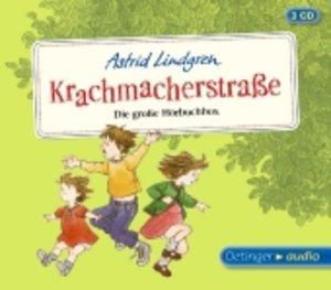 Krachmacherstraße - Die große Hörbuchbox (3 CD)
