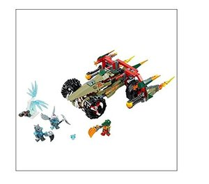 LEGO® Chima 70135 - Craggers Feuer-Striker