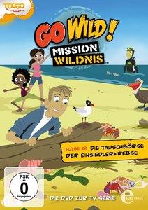 (22)DVD z.TV-Serie-Einsiedlerkrebse