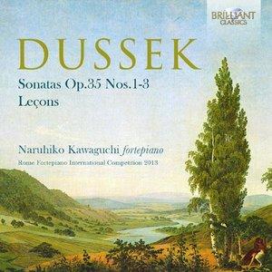 Sonatas op.35 1-3,Lecons