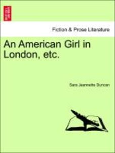 An American Girl in London, etc.