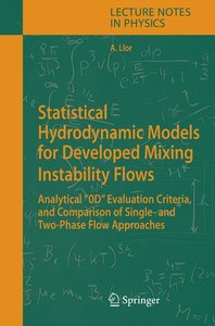 Statistical Hydrodynamic Models for Developed Mixing Instability