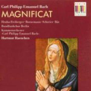 Magnificat/Sinfonien Wq 173 & 180