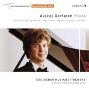 Klavierwerke Von Mozart,Beethoven,Britten,Chopin