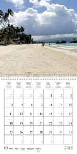 Visayas - Philippines (Wall Calendar 2015 300 × 300 mm Square)