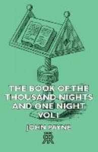 The Book Of The Thousand Nights And One Night - Vol1