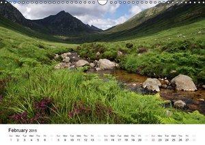 Wild Scotland 2015 (Wall Calendar 2015 DIN A3 Landscape)