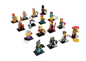 LEGO® Minifiguren 71004 - The LEGO Movie Serie, 1 Stück