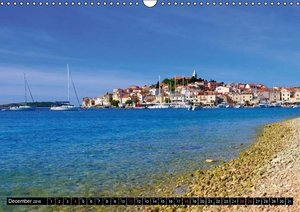 Dalmatia The Sunny Coast of Croatia (Wall Calendar 2016 DIN A3 L
