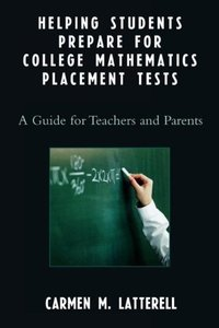 Helping Students Prepare for College Mathematics Placement Tests